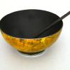 "~ sold Sunshine Musical Bowl 3"" high  5"" diameter"