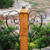 "~ Sold Garden Angel 58"" high   36"" wide   22"" deep"