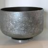"~ Sold Pearlized Bowl (musical) 4 3/4"" high  7"" diameter"