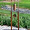 "~ Sold Simply Charming (bell) 55"" high   41"" wide   12"" deep"