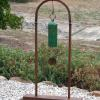 "~ Sold Hearty Chime! (musical bell) 54"" high   32"" wide   5"" deep"
